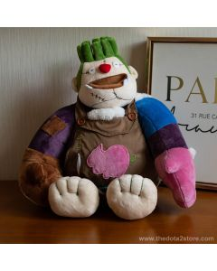 Dota 2 Pudge Plush Soft Stuffed Doll