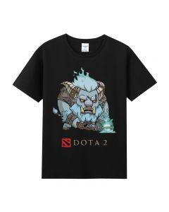 Dota 2 Spirit Breakerfan T-shirt Short Sleeve Tee Top
