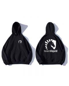 Dota 2 Team Liquid Pullover Fleece Hooded Sweatshirt