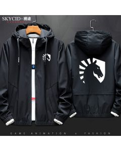 Dota 2 Team Liquid Zip Jacket Pullover Outerwear
