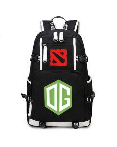 Dota 2 Team OG Backpack School Bag