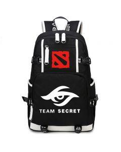 Dota 2 Team Secret Backpack School Bag