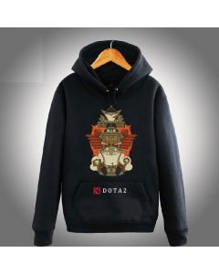 Dota 2 techies Printed Hoodie Sweatshirt