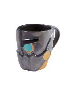 Dota 2 Turret Clockwork Ceramic Cup
