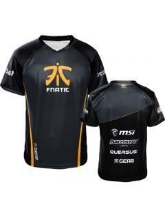 Dota2 CSGO LOL Champion FN Game Team Fnatic Jersey T Shirt