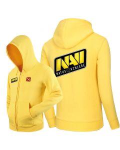 Esports Team Na`Vi Hoodie Natus Vincere Full Zip Outerwear