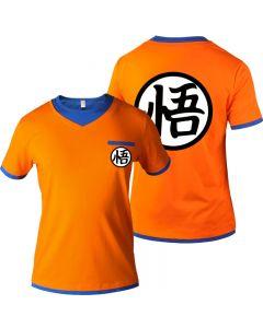 Dragon Ball Super Saiyan Short Sleeve Tee Shirt
