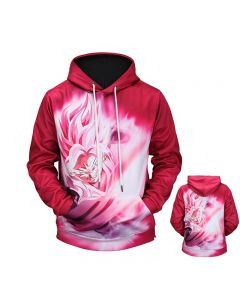 Dragon Ball Z Super Saiyan Hooded Sweatshirt