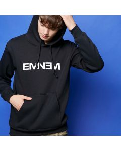 Eminem Symbol Printed Hoodie Fleece Sweatshirts