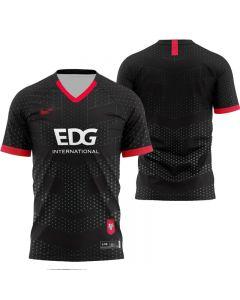 Esports EDWARD GAMING Player Jersey Short Sleeve T-shirt