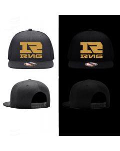 Esports RNG Golden Logo Snapback Baseball Cap