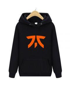 Esports Team Fnatic Pullover Hoodie Sweatshirt