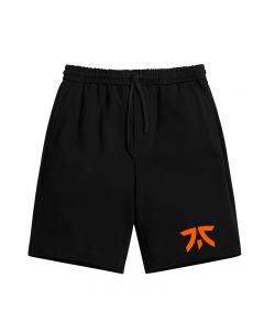 Esports Team Fnatic Shorts Elastic Waist Trousers