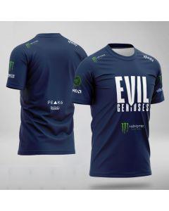 Evil Geniuses Jersey Uniform Tee Shirt