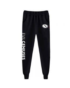 Evil Geniuses Printed Sweatpants Fleece Jogger Trousers