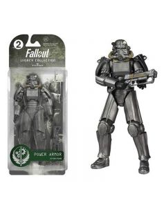 Fallout Shelte 4 Power Armor PVC Action Figure
