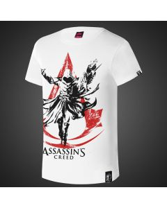 Assassin's Creed Men's White Tee Shirt