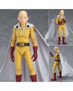figma 310 One Punch Man Saitama PVC Action Figure