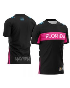 Florida Mayhem Player Jersey Short Sleeve T-shirt