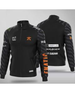 Fnatic Player Pro Jacket Full Zip Hoodie