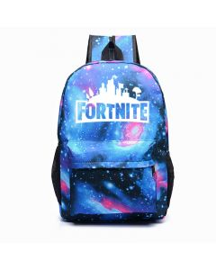 Fortnite Canvas Backpack School Bag Student Bag