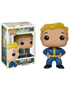 Funko POP Fallout Vault Boy Vinyl Toy Action Figure