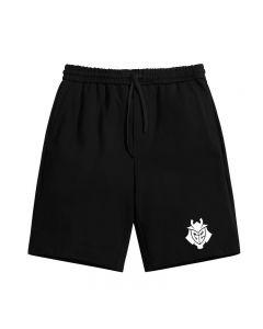 G2 Esports Shorts Elastic Waist Trousers