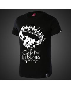 Game of Thrones Black T-Shirt - Men's