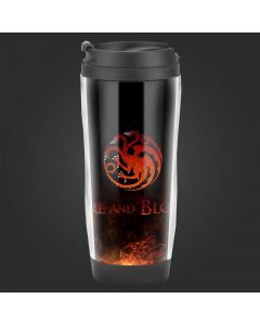 Game of Thrones Fire and Blood Tea Cup
