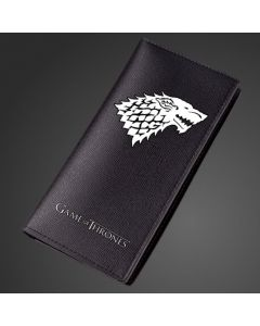 Game Of Thrones House Stark Long Wallets