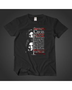 Game of Thrones Sandor Clegane Arya Stark Shirt