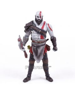 God of War 4 Kratos PVC Action Figure