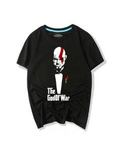 God Of War T-shirts Men's Tee Top