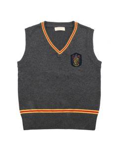 Harry Potter Gryffindor Sweater Waistcoat Cosplay Costume