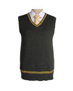 Harry Potter Hufflepuff V Neck Sweater Uniform