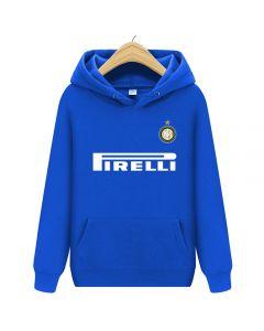 Inter Milan Pullover Hoody Fleece Sweatshirt
