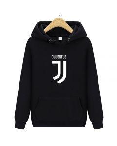 Juventus Pullover Hoody Fleece Sweatshirt