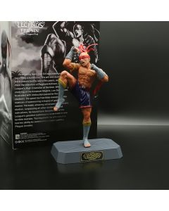 League of Legend Lee Sin Action Figure Statue