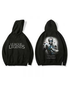 League of Legends Ezreal Hoodie Fleece Sweatshirt