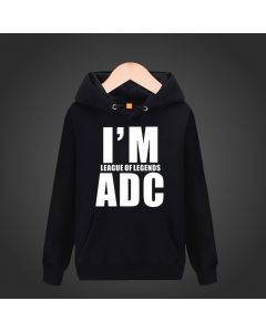 League of Legends I'm ADC Pullover Hoodie