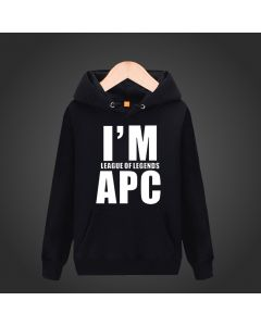 League of Legends I'm APC Pullover Hoodie