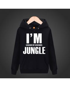 League of Legends I'm JUNGLE Pullover Hoodie