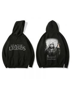 League of Legends Kayle Hoodie Fleece Sweatshirt