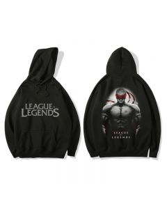 League of Legends Lee Sin Hoodie Fleece Sweatshirt