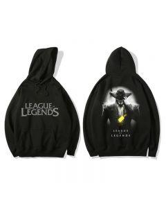 League of Legends Twisted Fate Hoodie Fleece Sweatshirt