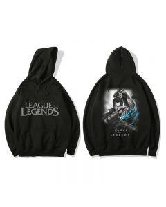 League of Legends Yasuo Hoodie Fleece Sweatshirt