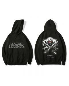 League of Legends Zed Hoodie Fleece Sweatshirt