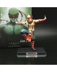 Lee Sin League of Legend Action Figure Statue