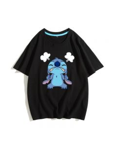 Lilo & Stitch Regular-Fit Short-Sleeve T-Shirt