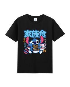 Lilo & Stitch Tee shirts Short Sleeve Tee Top